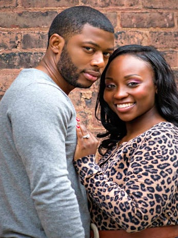 Just Engaged: Kendra and DePaul