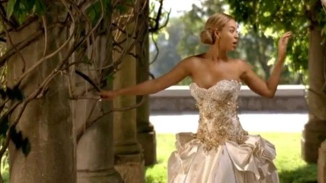 Beyoncé's Wedding Dress on Sale for $30,000