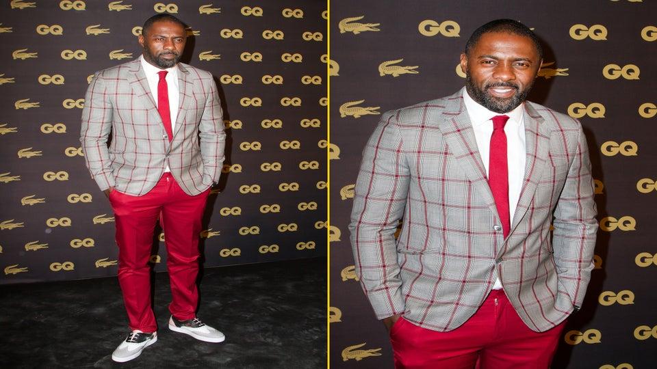 Idris Elba Announces Hiatus from Acting