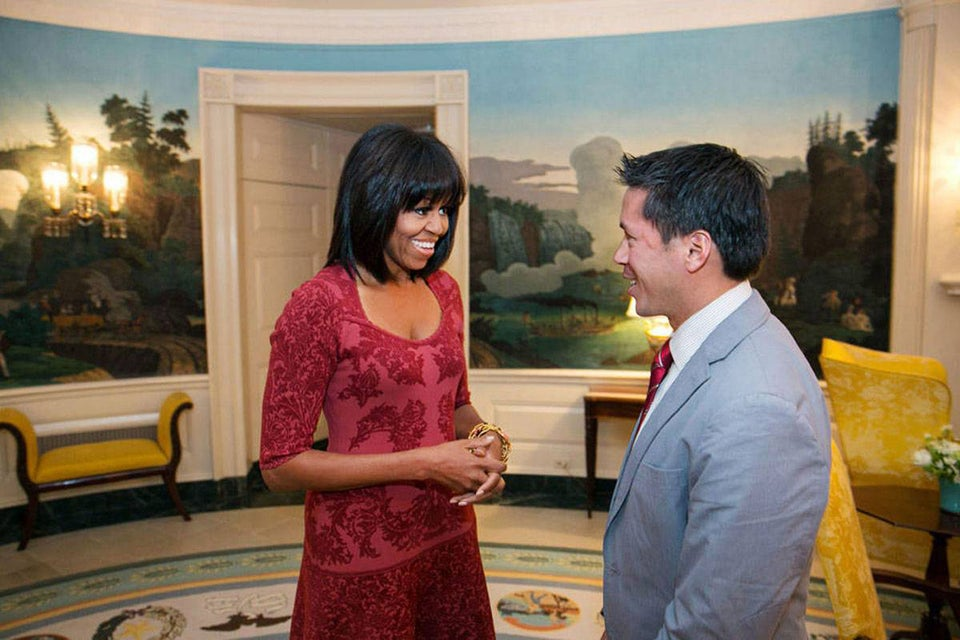 ESSENCE Poll: Do You Love Michelle Obama's New Bangs?