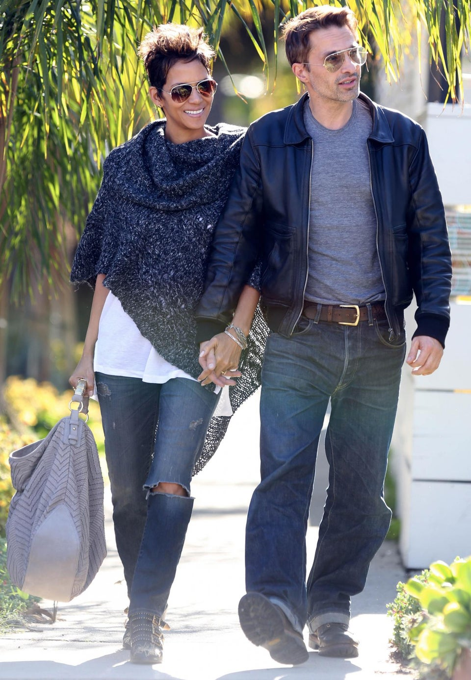 Coffee Talk: Halle Berry and Olivier Martinez Scuffle with Paps