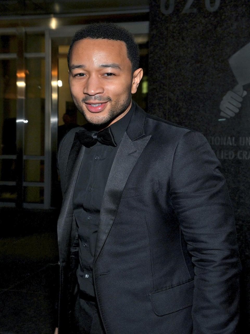 Must-Listen: Hear John Legend's New Song 'The Beginning'
