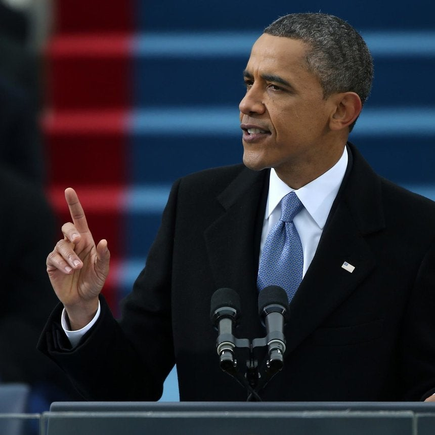 Must-See: President Obama Delivers Second Inaugural Address