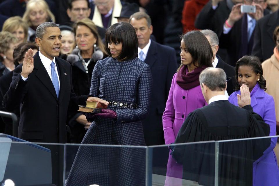 Coffee Talk: President Obama 'Privileged' to Use MLK Bible