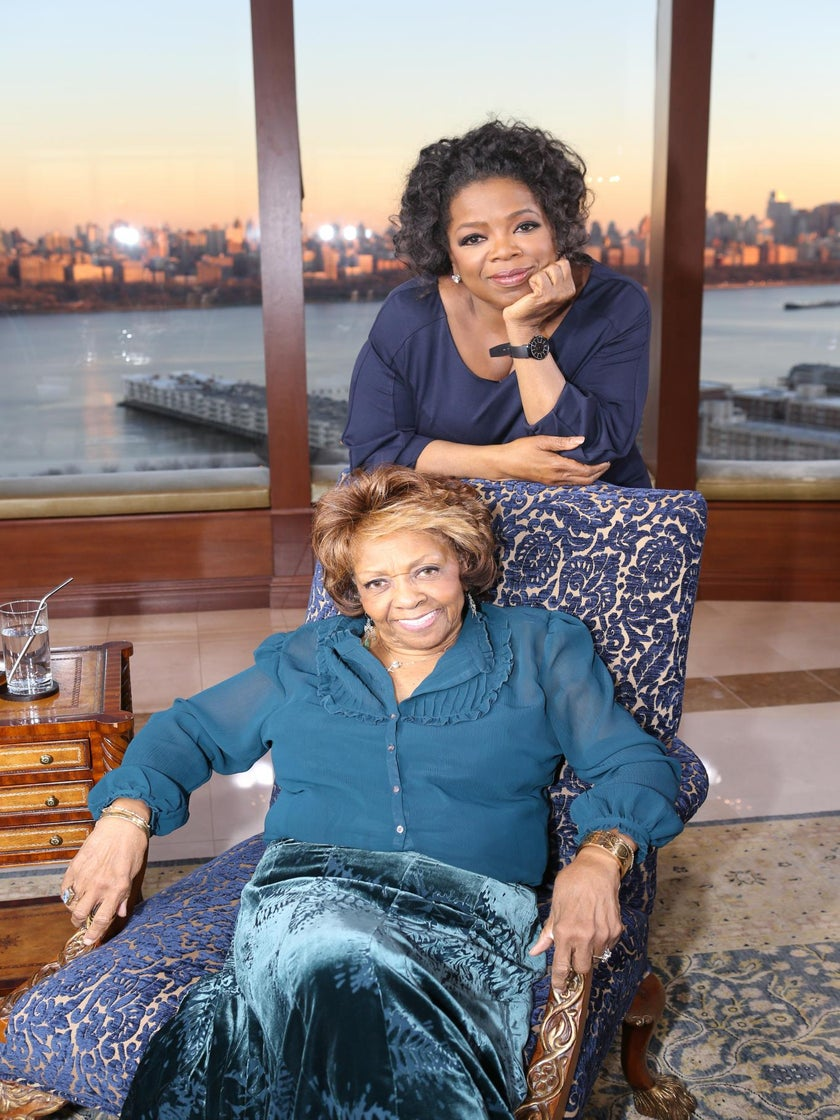 Real Talk: Oprah and Cissy Houston Talk Whitney, Top 5 Moments