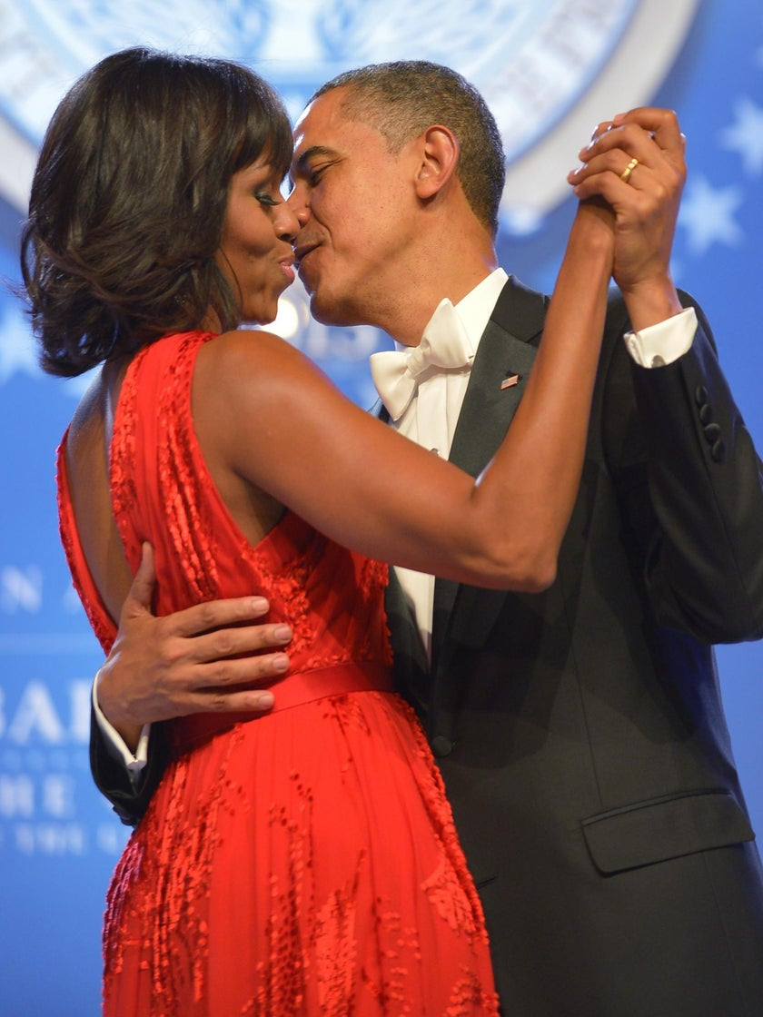 Must-See: Watch Barack and Michelle Obama's First Dance