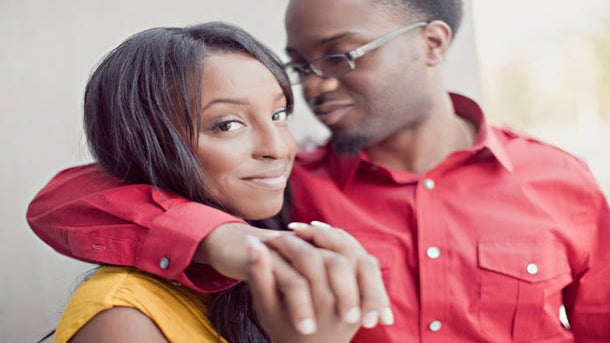 Just Engaged: Bridgette and Deon