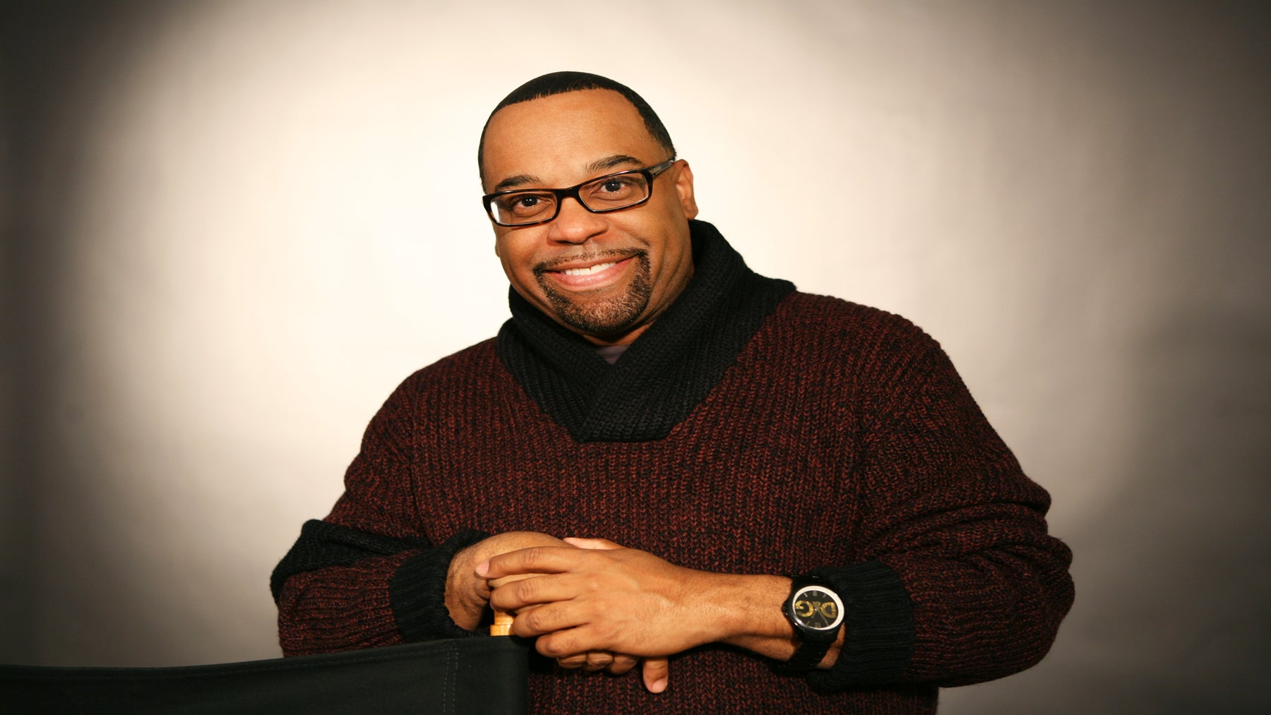 Gospel Singer Kurt Carr on His New Album, and Being Honored at the Stellar Awards