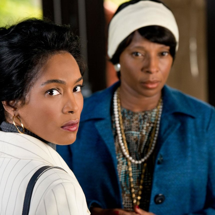 First Look: 'Betty & Coretta' Starring Angela Bassett, Mary J. Blige