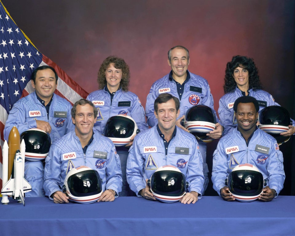 Must-See: Remembering Challenger Mission Specialist Ronald McNair