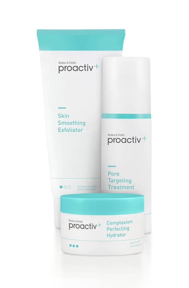 Proactiv Introduces New 3-Step System