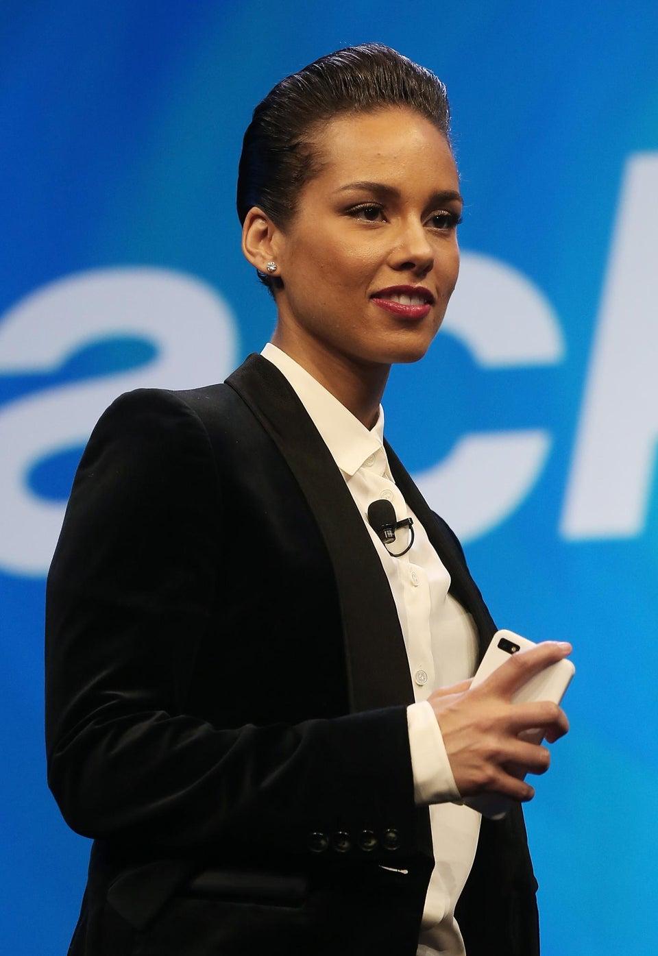 Alicia Keys Named BlackBerry Global Creative Director