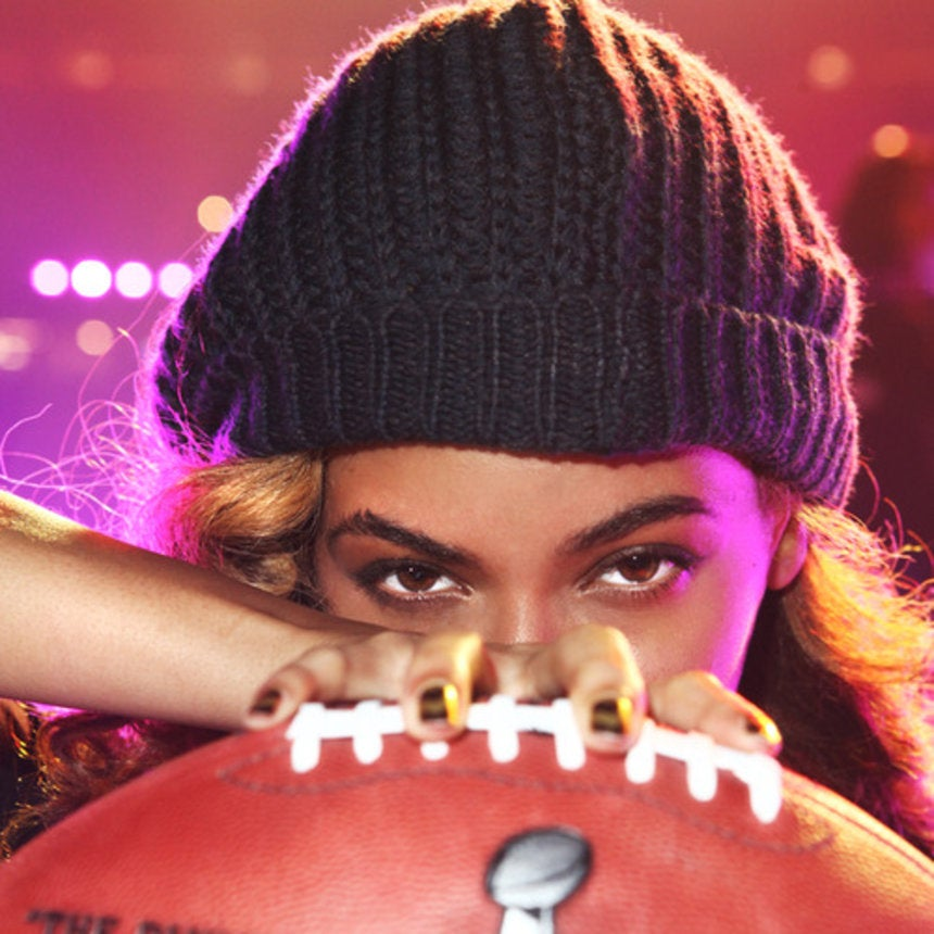 Must-See: Watch Beyoncé Dance at Super Bowl Rehearsals