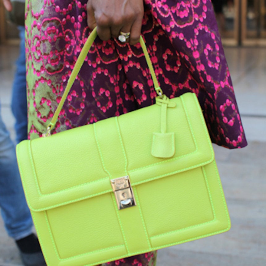 Accessory Street Style: Scene Stealers