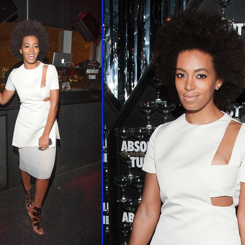 Solange Exclusive: My Musical Heroes Playlist