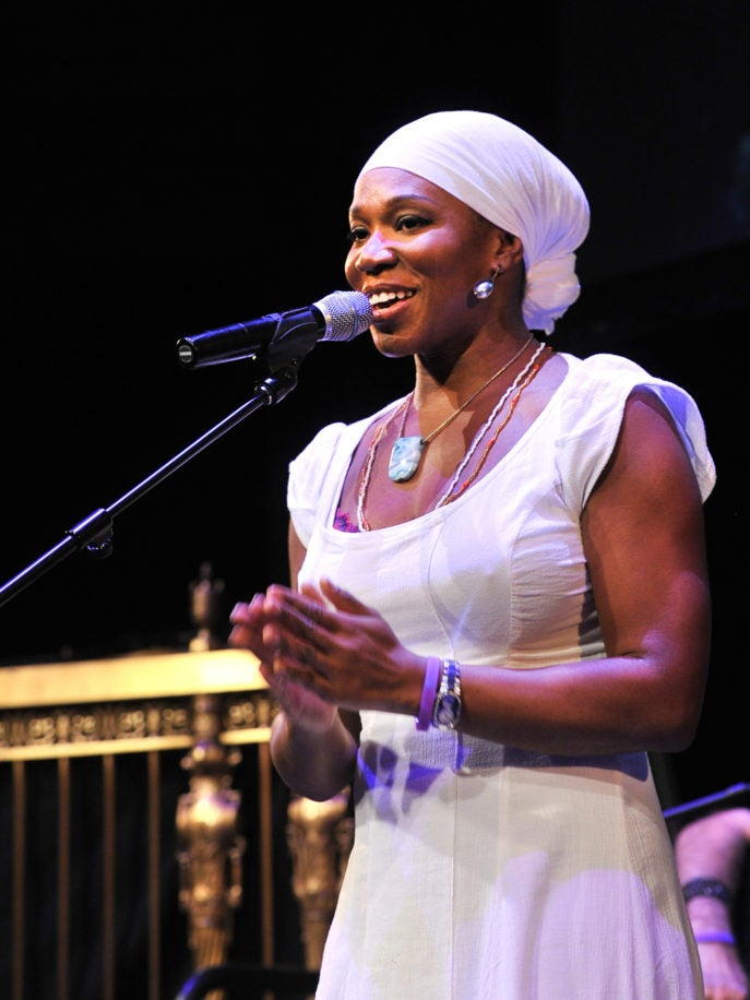 Must-Listen: Hear India Arie's New Song, 'Cocoa Butter'