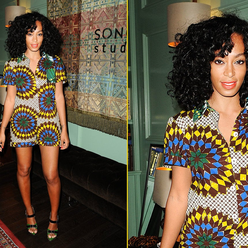 Solange Exclusive: My Style Must-Haves