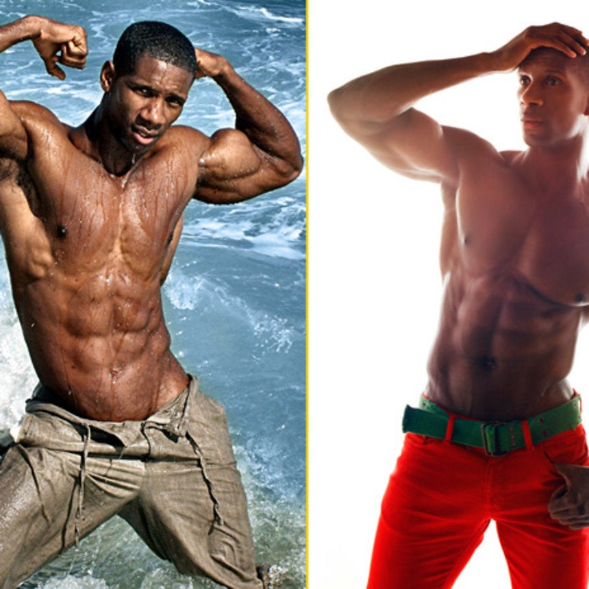 """Eye Candy: Fitness Model and Trainer Max """"The Body"""" Philisaire"""