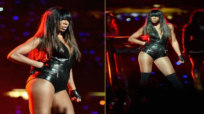 EXCLUSIVE: Jeanette Jenkins' Secret to Getting Kelly Rowland's Super Bowl Body