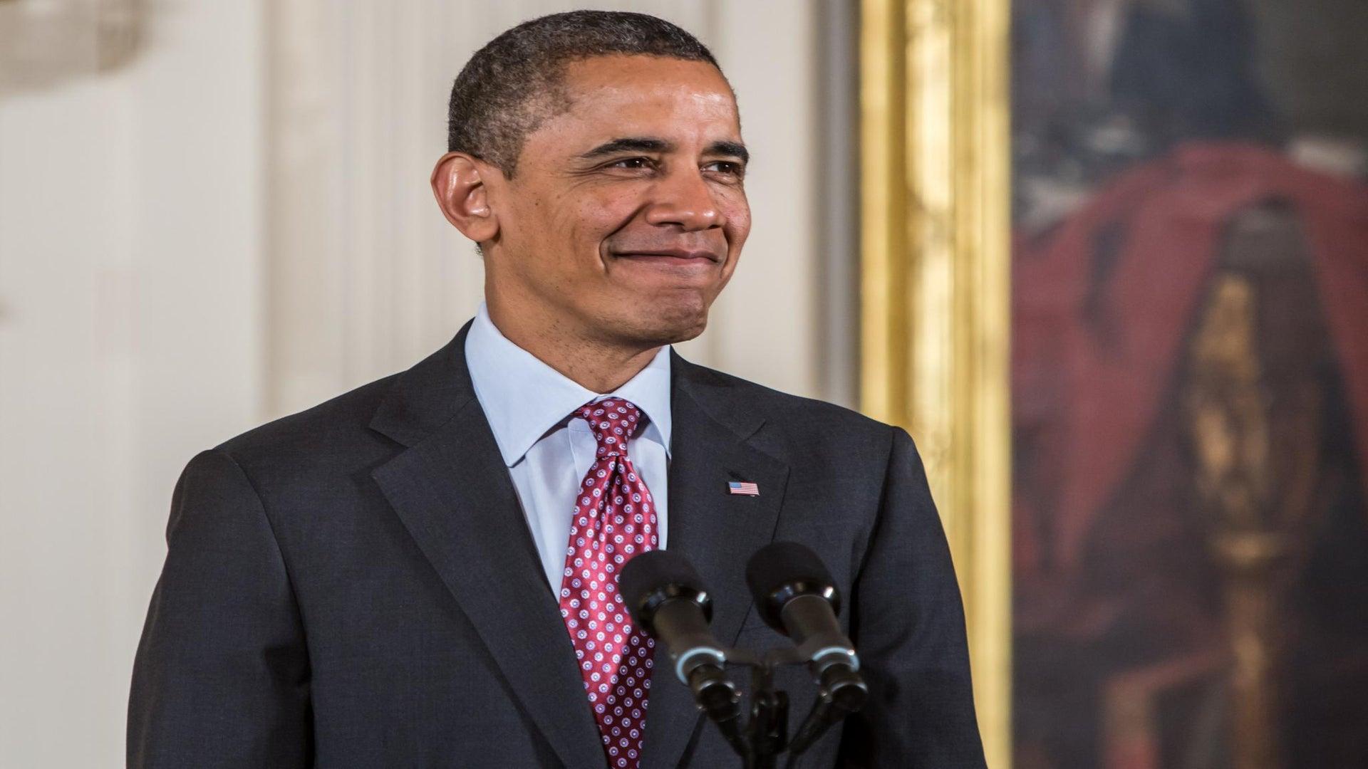 Must-See: President Obama's White House Correspondents' Speech