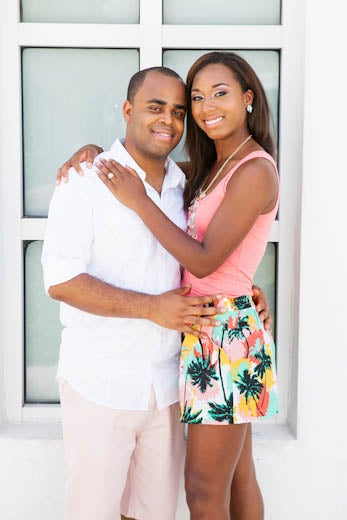 Just Engaged: Syreeta and Jamarr