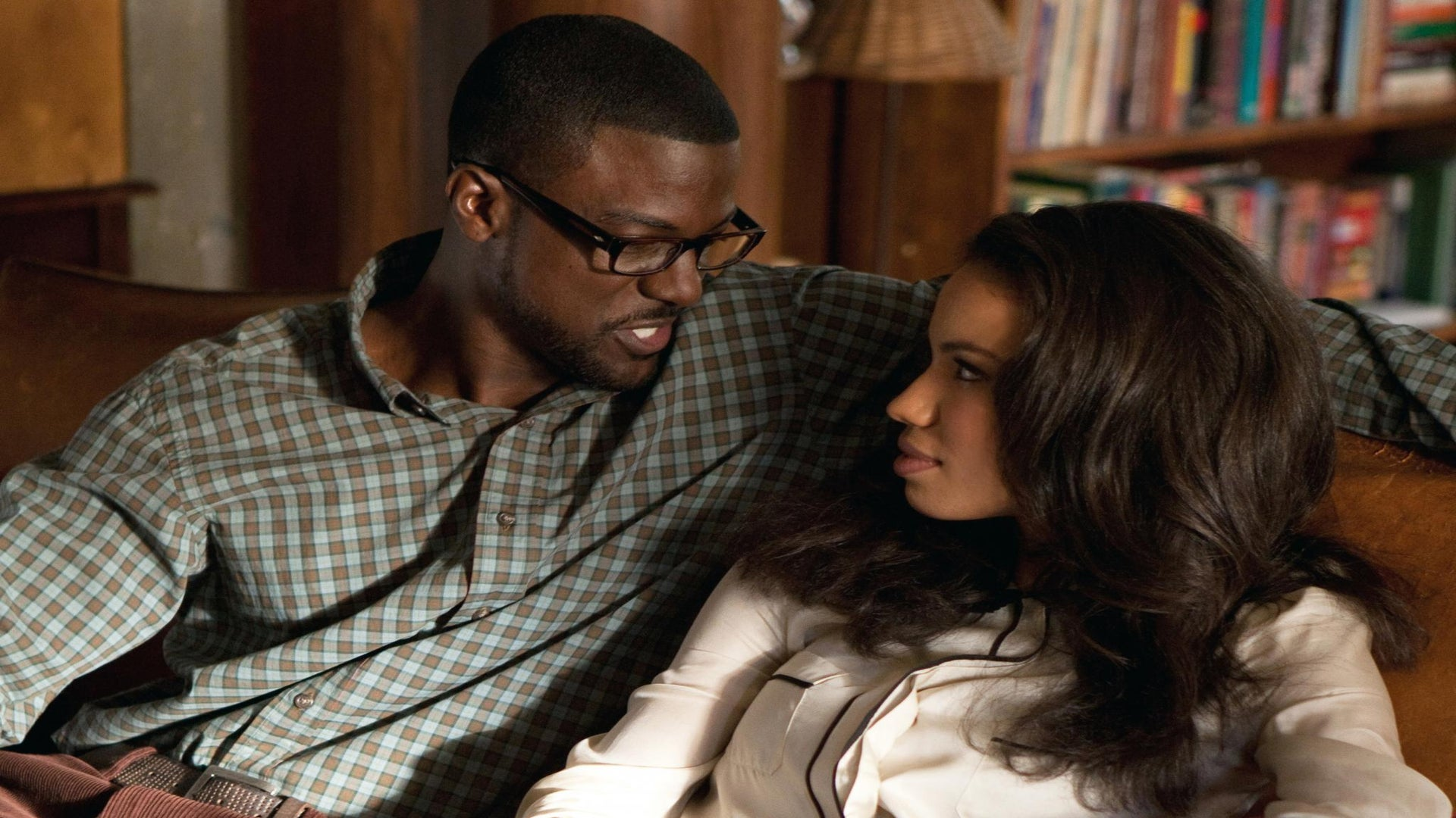 EXCLUSIVE First Look: Jurnee Smollett-Bell in 'Tyler Perry's Temptation'