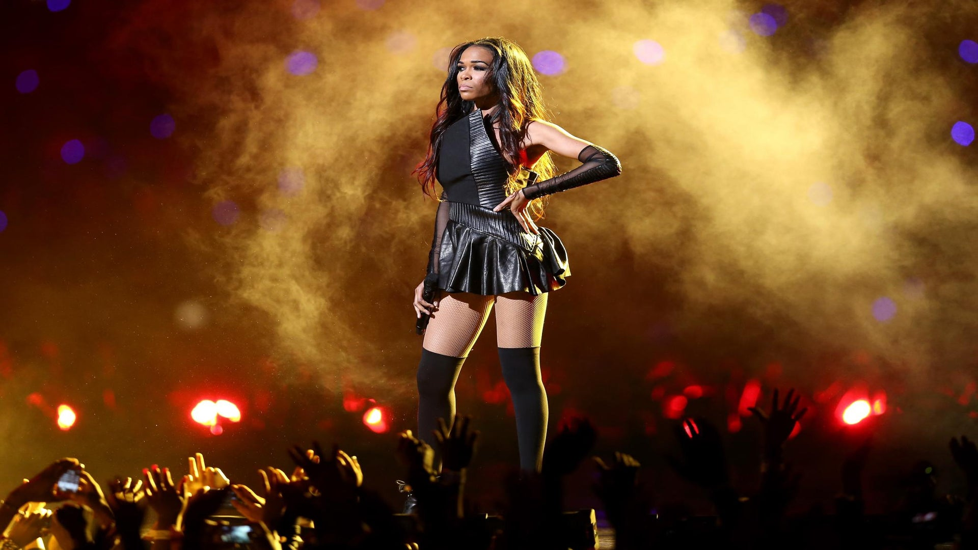 Michelle Williams Responds to Critics of Her Super Bowl Performance