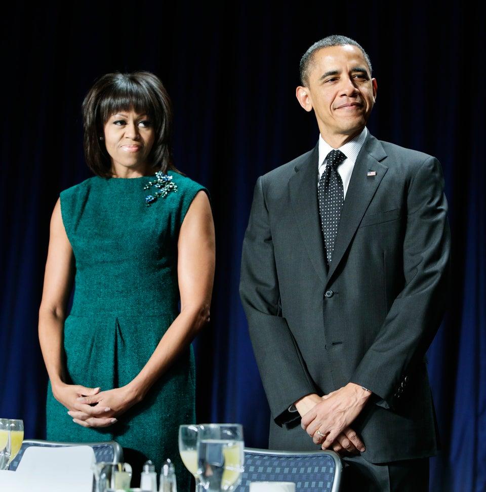 President: Michelle Obama Hacking Investigation Underway