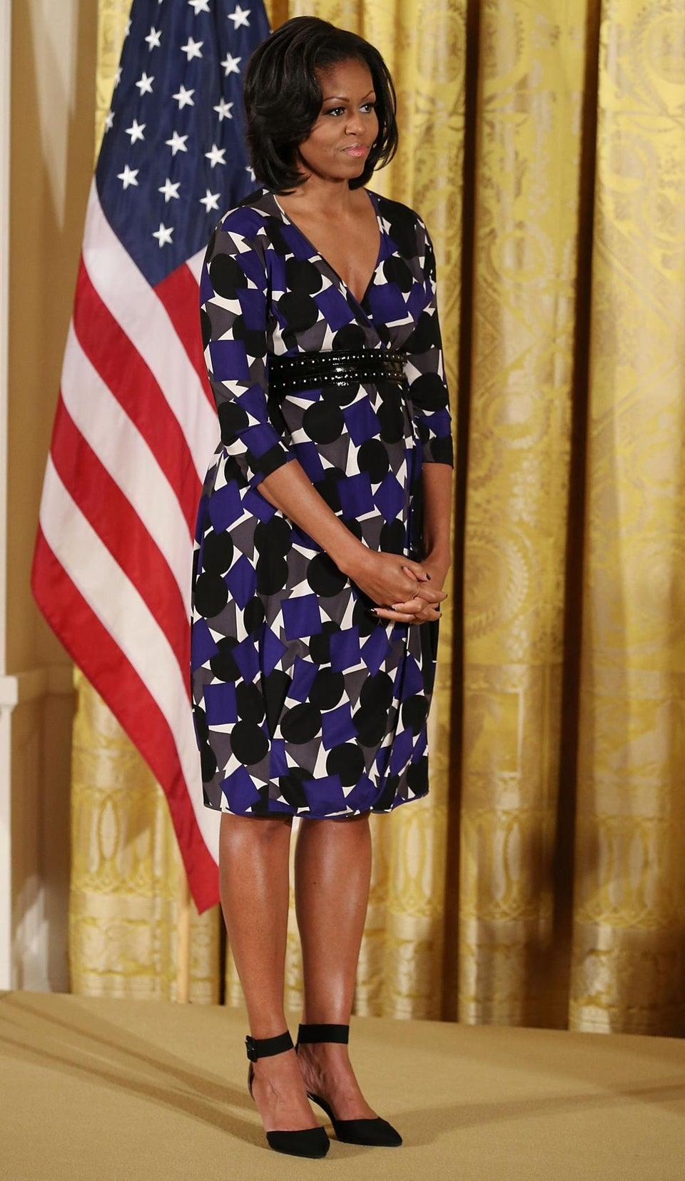 Coffee Talk: Michelle Obama to Attend Hadiya Pendleton's Funeral