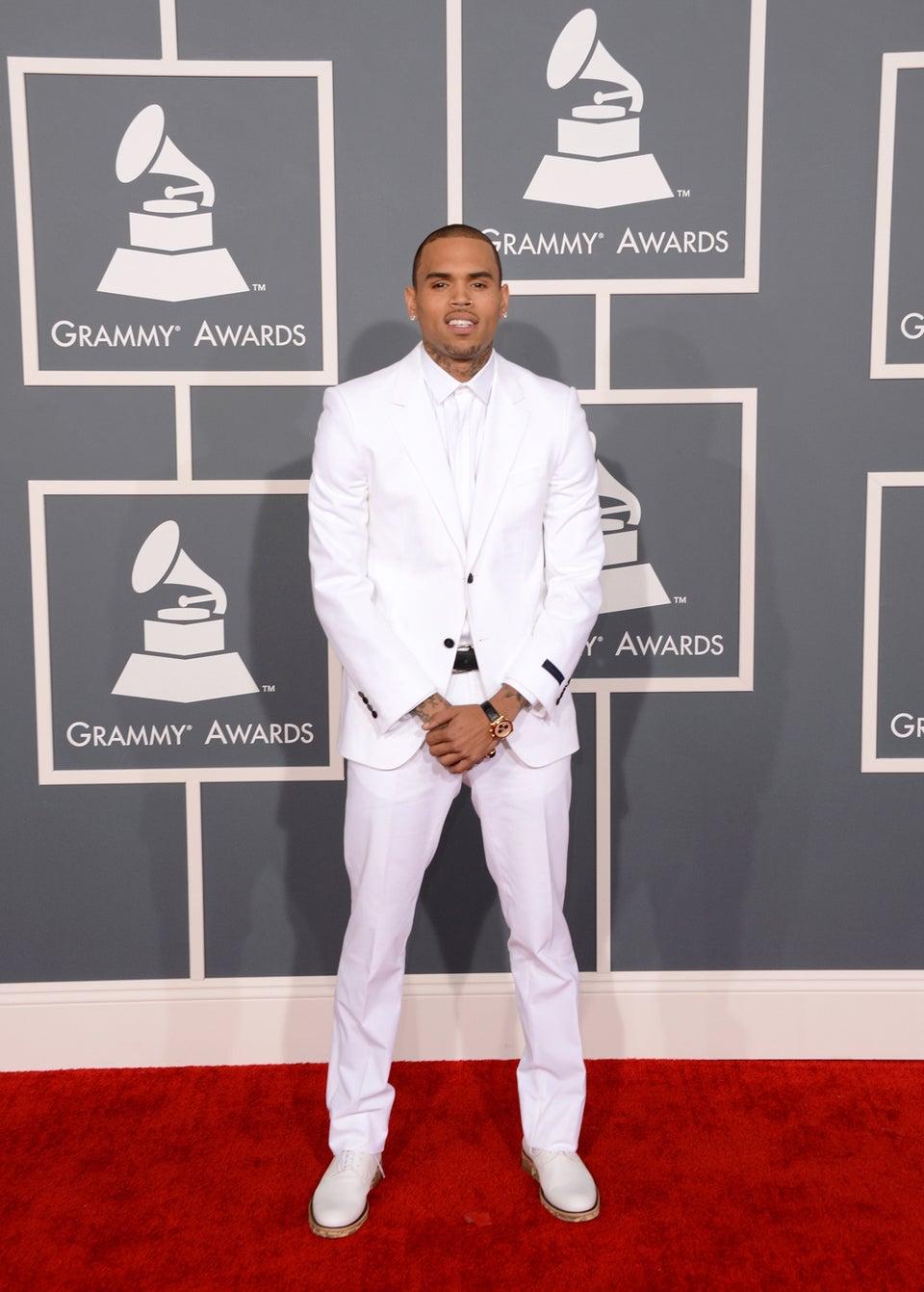 Coffee Talk: Chris Brown Sued Over Recording Studio Brawl