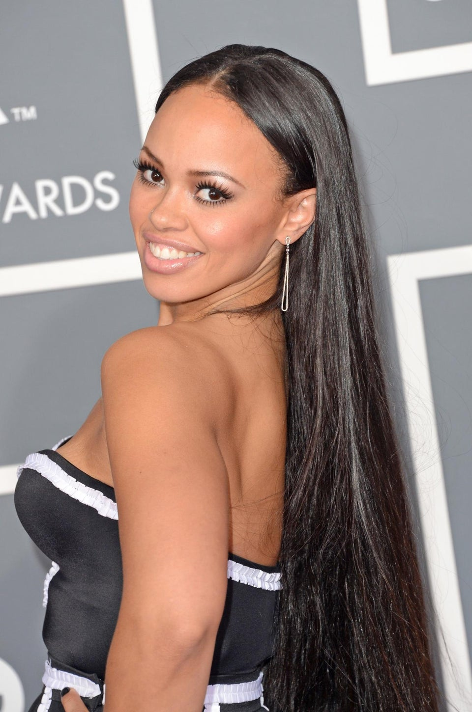 Get the Look: Elle Varner's Grammy Awards Hair