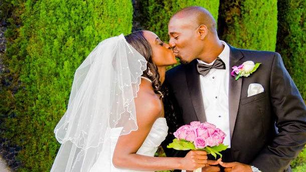 Bridal Bliss: Love Goes the Distance
