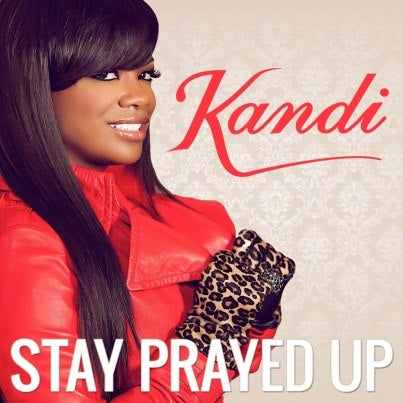 Coffee Talk: Kandi Burruss Preps Gospel Single Release