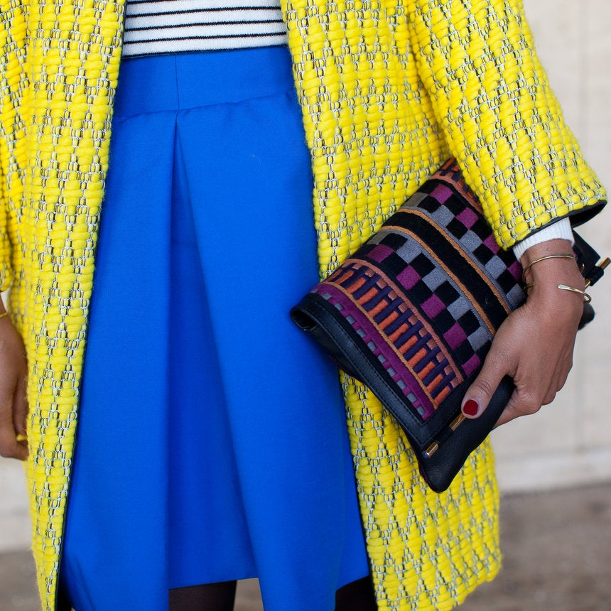 Accessories Street Style: NYFW Fall 2013