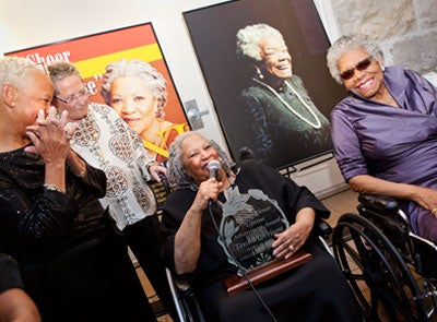 In Conversation: Nikki Giovanni and Maya Angelou on Sisterhood, and Their Friendship with Toni Morrison