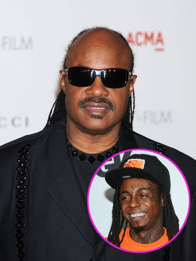 Stevie Wonder Slams Lil Wayne for Lyrics About Emmett Till
