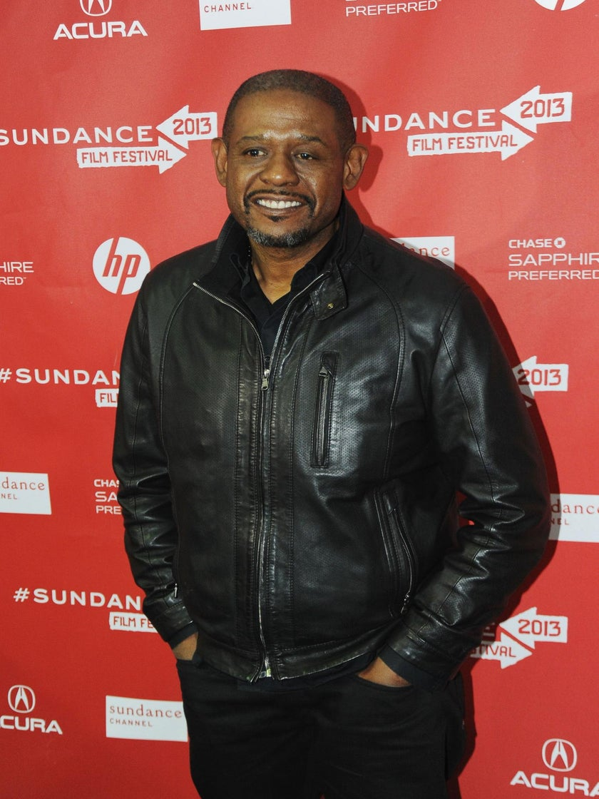 Coffee Talk: Forest Whitaker Takes Over Richard Pryor Biopic