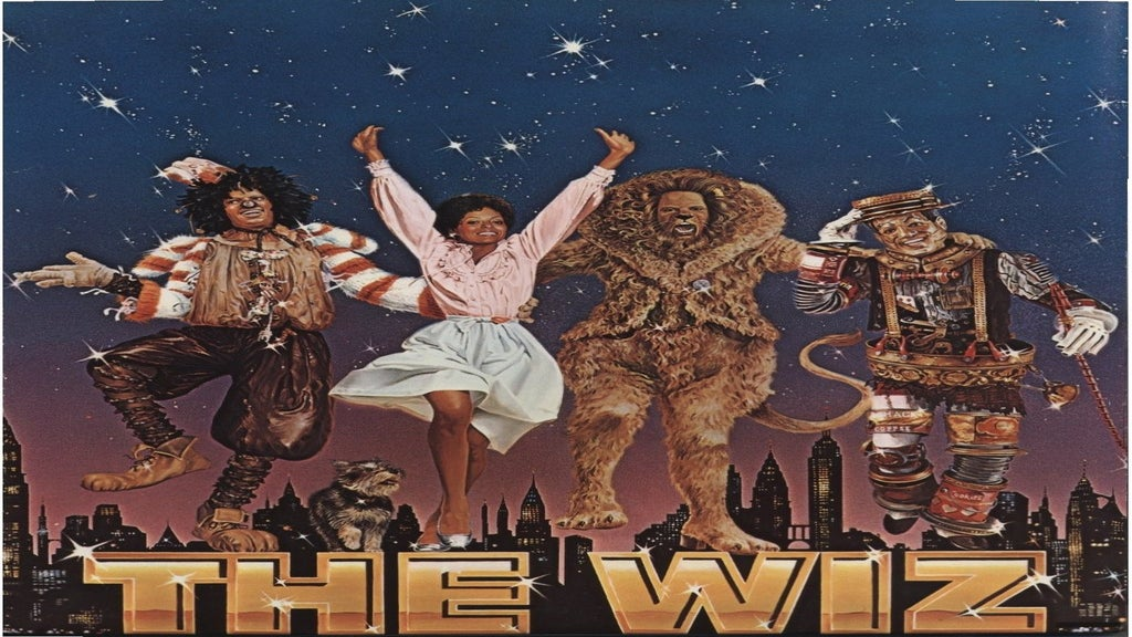 Live Version of 'The Wiz' is Coming to NBC