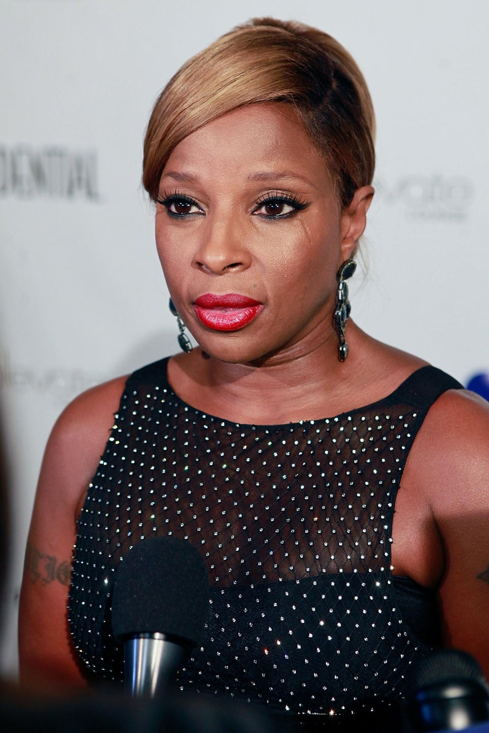 Mary J. Blige Hit with $900K Tax Lien