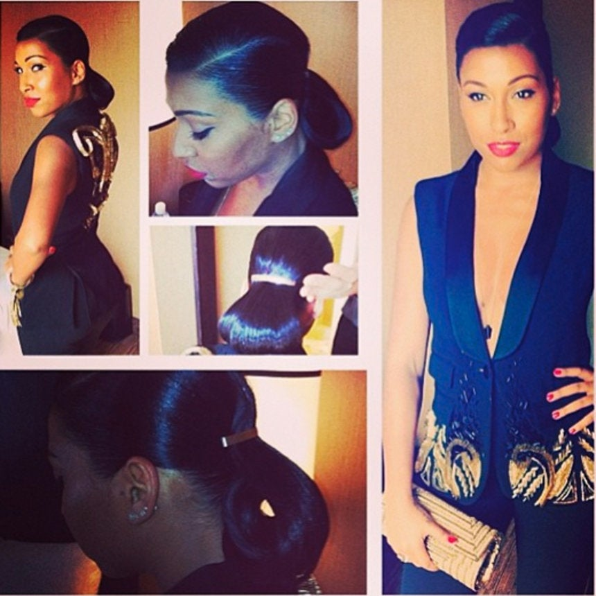 Top 10: Most Stylish Red Carpet Instagrams, 2-22-2013