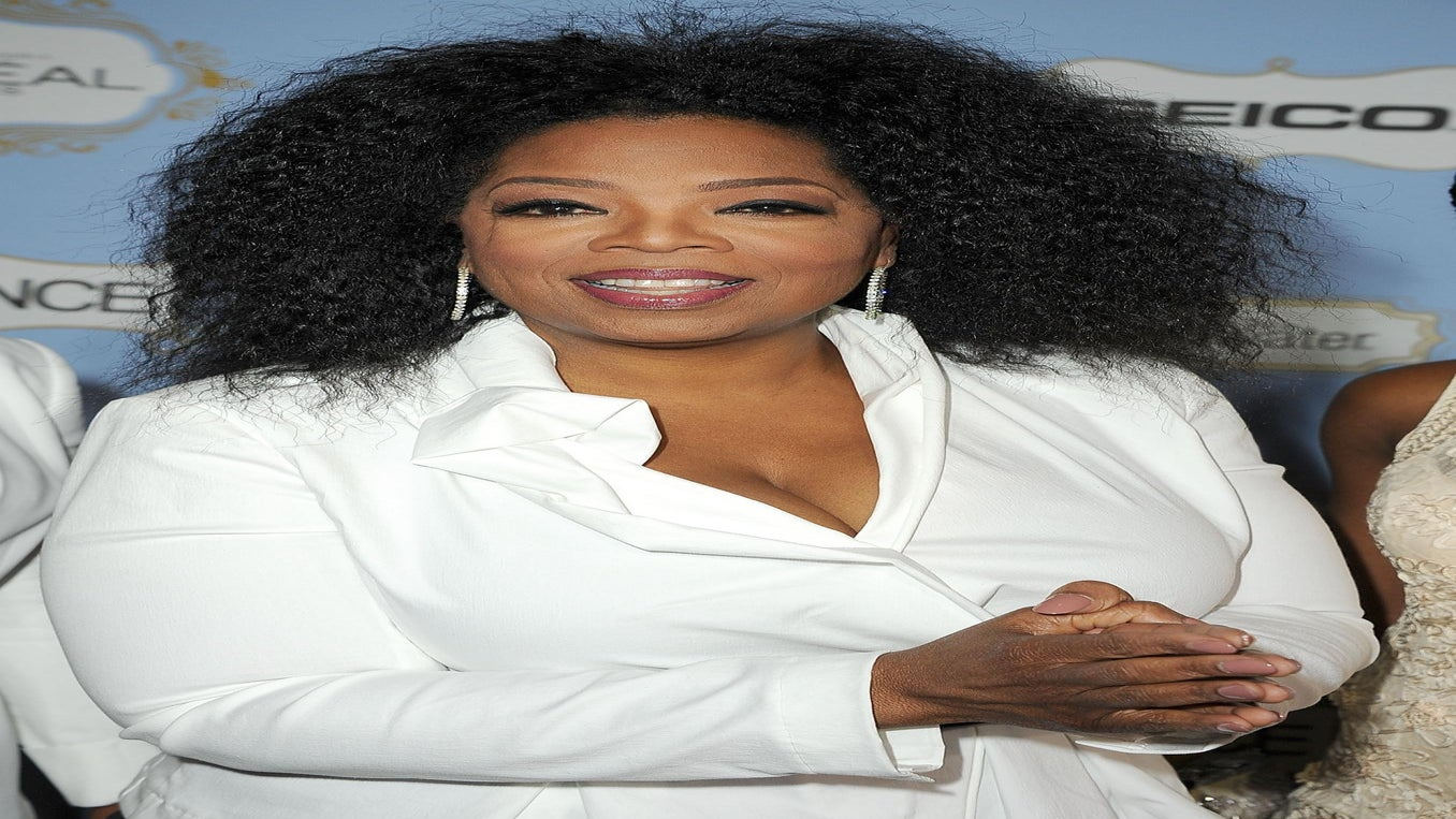 Oprah to Give Harvard Commencement Address