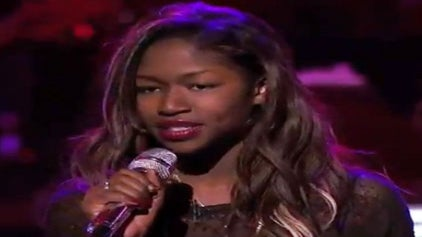 Must-See: 'American Idol' Contestant Amber Performs 'Funny Valentine'