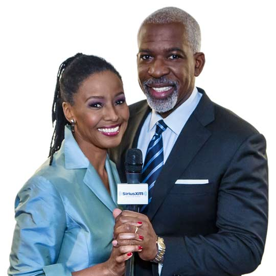 Making It Work: B. Smith and Dan Gasby on 20 Years of Success in Life and Love