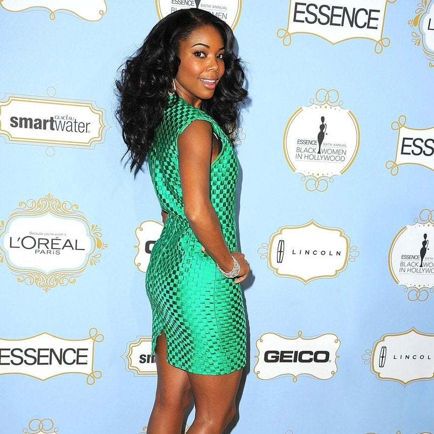 Gabrielle Union on Smack Talking During Dwyane Wade's Basketball Games