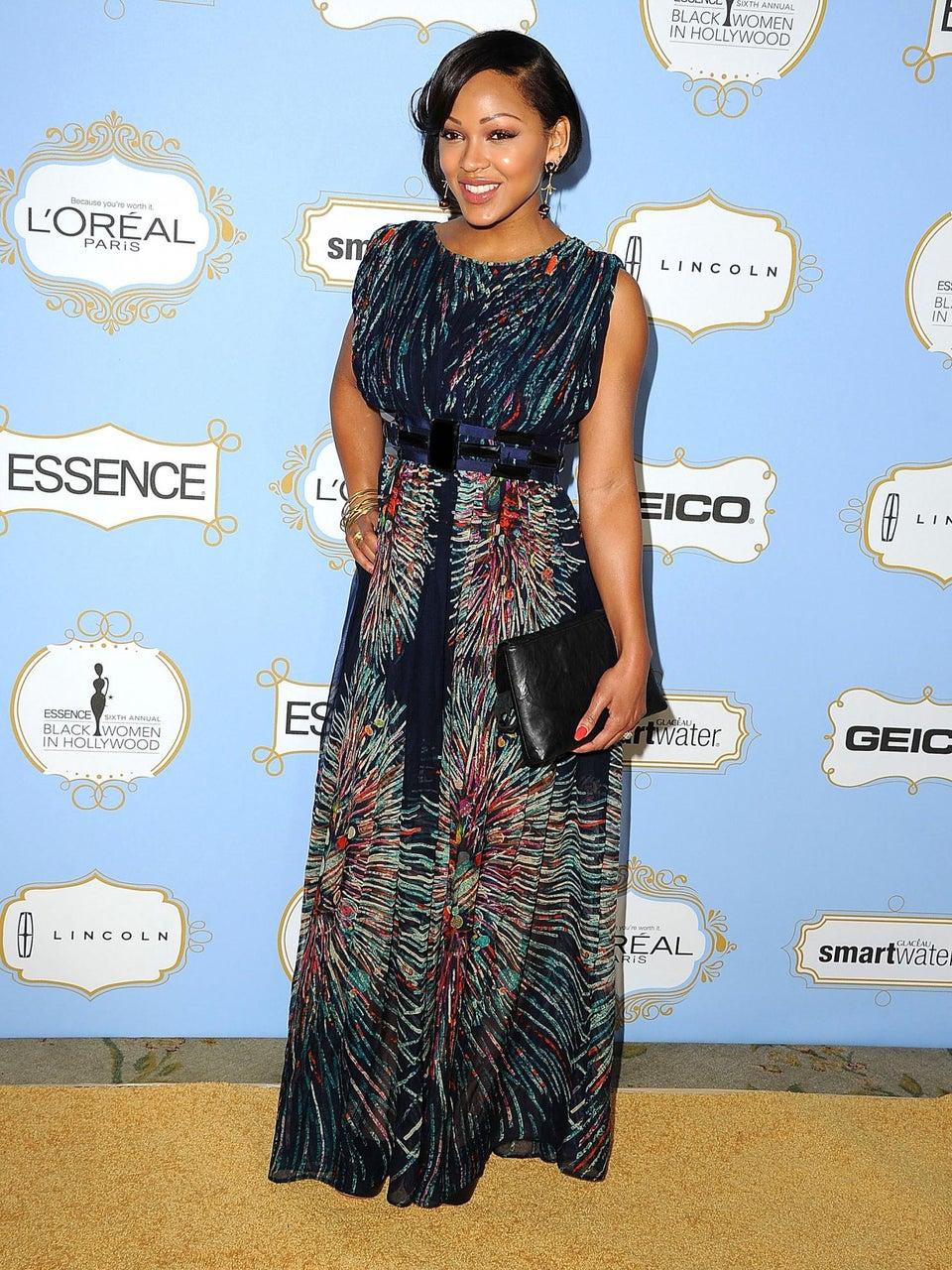 Meagan Good Lands 'Anchorman' Sequel Role