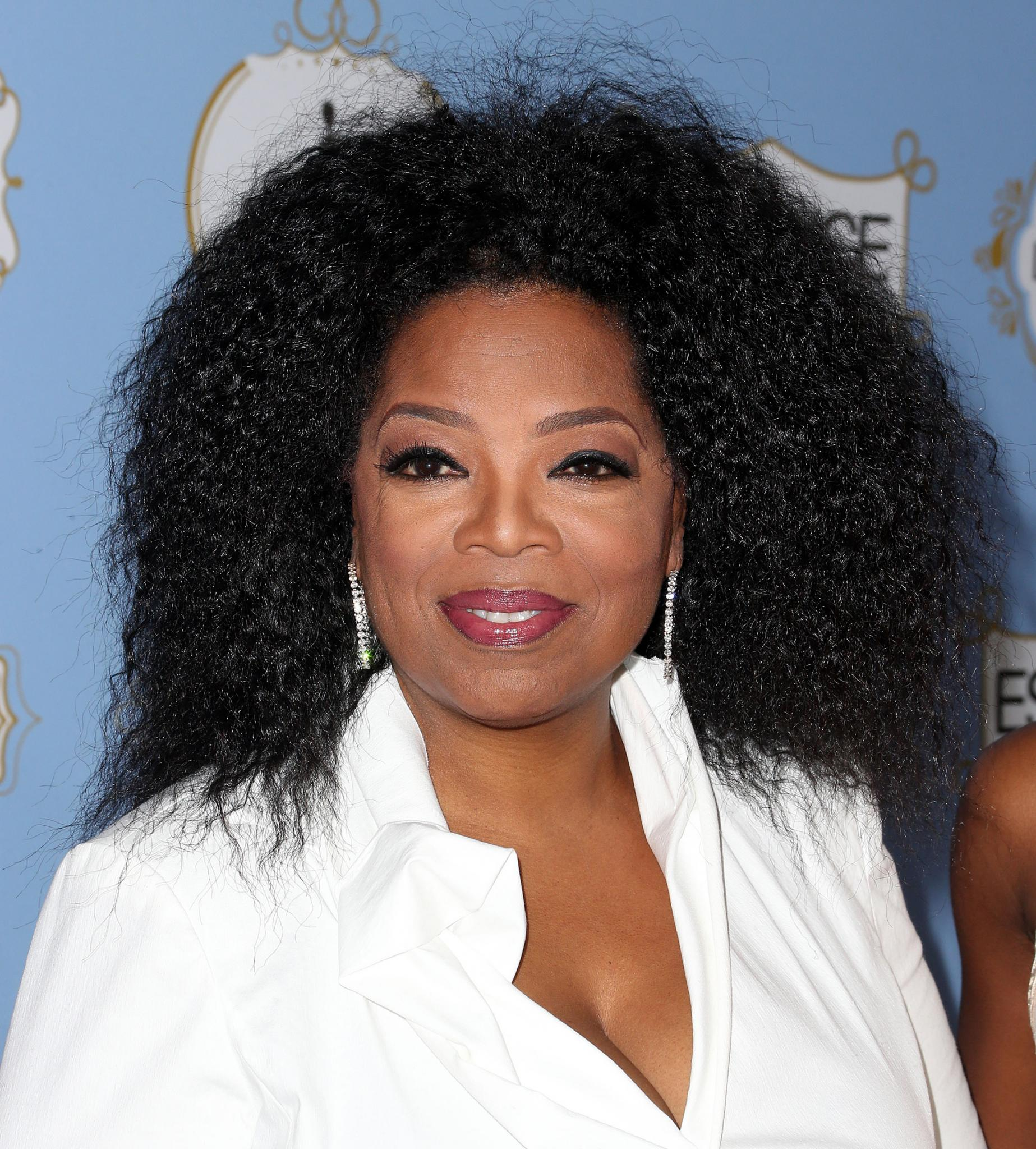 Exclusive Oprah Winfrey On What It Means To Be A Powerful Black
