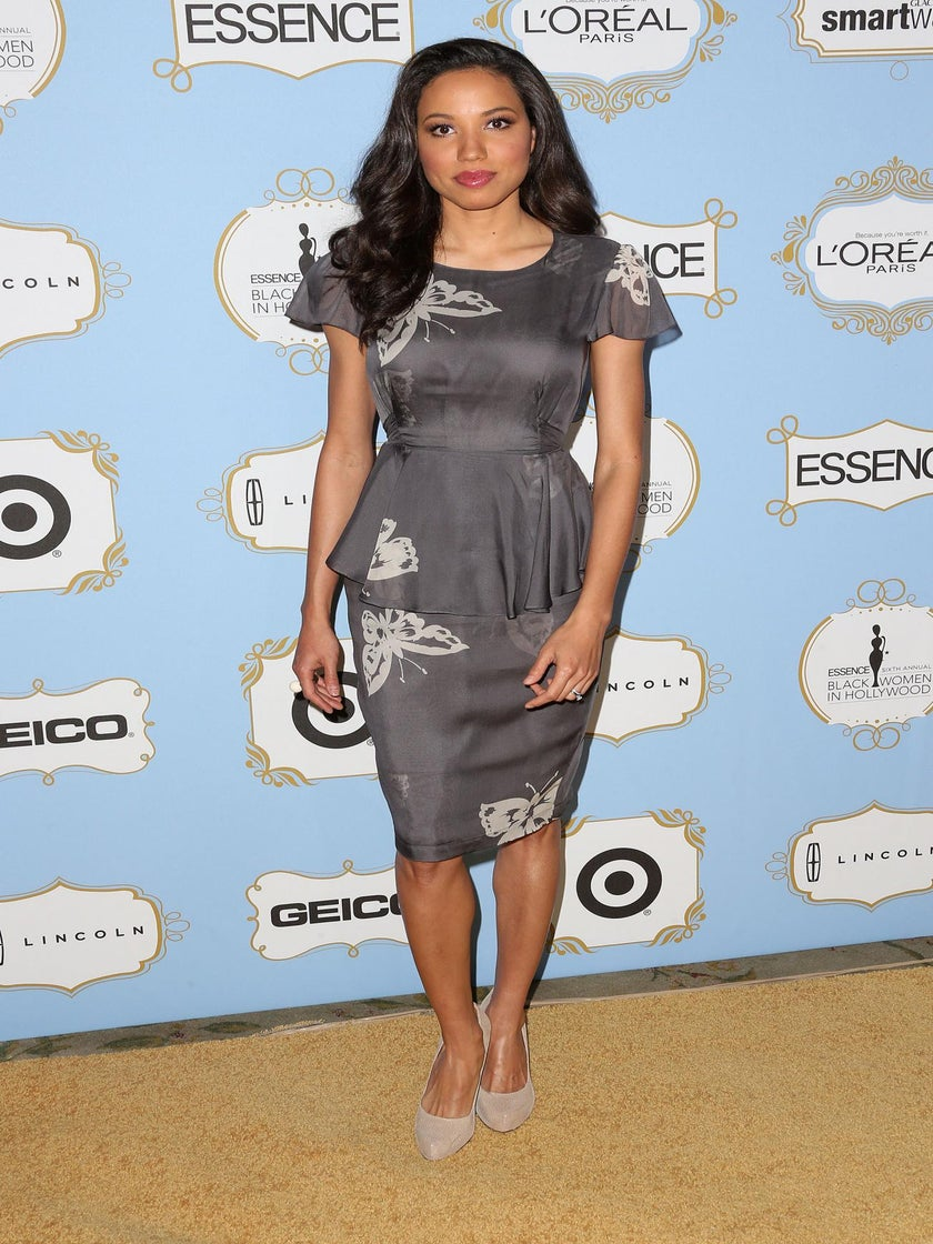 EXCLUSIVE: Jurnee Smollett-Bell on Getting a Call from Tyler Perry About 'Temptation, and Working on 'True Blood'