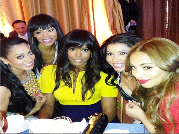 Celeb Cam: Candid Shots from ESSENCE's 2013 Black Women in Hollywood Luncheon
