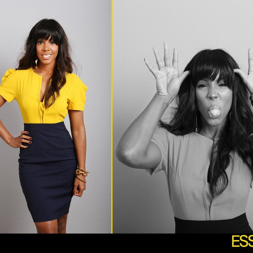 EXCLUSIVE: Kelly Rowland on New Album, and Talking to Her Computer Like Beyonce