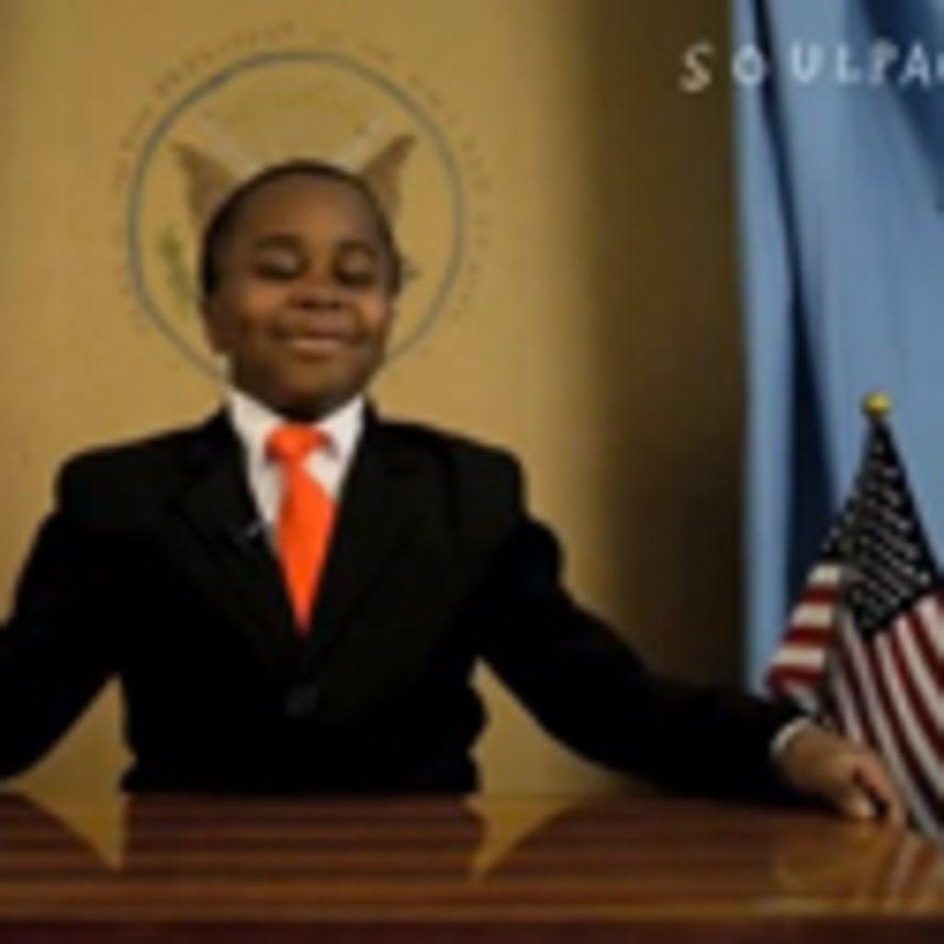 "Must-See: President Obama Invites ""Kid President"" To The White House"